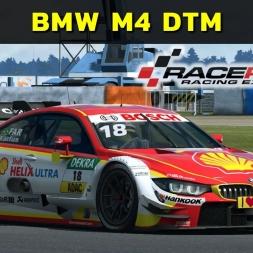 Raceroom - BMW M4 DTM at Lausitzring