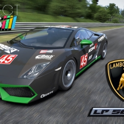 Project Cars * Lamborghini Gallardo LP560-4 * Nordschleife