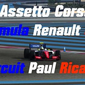 Assetto Corsa // Formula Renault 3.5 // Circuit Paul Ricard