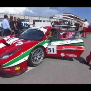 2016  GT OPEN   Round 3 Paul Ricard ,France  Race 1