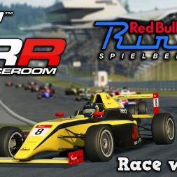 RaceRoom Racing | Singleplayer | Tatuus F4 Cup @ Red Bull Ring Spielberg