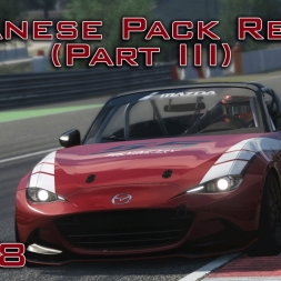 Assetto Corsa: Mazda MX5/MX5 Cup | Japanese Pack Review Part III - Episode 98
