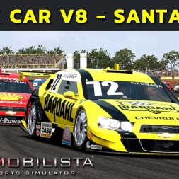 Automobilista - Stock Car V8 at Santa Cruz do Sul