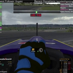 Stream Race - iRacing Formula Renault 2.0 at Interlagos - Driving my nuts off