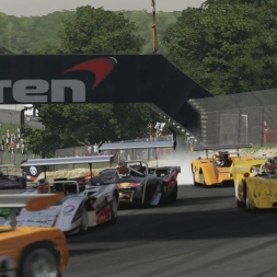 The Can Am league at Brands Hatch