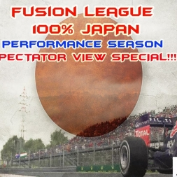 F1 2015 | 100% Japan | Fusion League | SPECTATOR VIEW SPECIAL!!