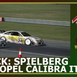 Assetto Corsa - Opel calibra ITC 1996 - Spielberg