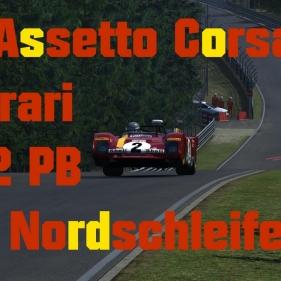 Assetto Corsa // Ferrari 312PB // Nordschleife