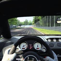 Assetto Corsa Light as a feather Achievement Gold Lambo Gallardo Superleggera @ Monza 1:58:849 min