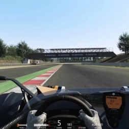 Assetto Corsa This should be fun! Achievement Gold KTM X-Bow R @ Barcelona Moto 1:58:694 min