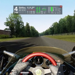 Assetto Corsa Faster than Jim Clark Achievement Lotus 49 @ Monza 1966 1:28:373 min