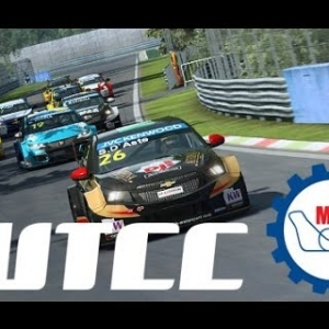 RaceRoom Racing Experience Citroen C Elysee WTCC 2015 Monza 1:53:434