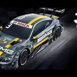RaceRoom Racing Experience Mercedes AMG DTM 2016 Lausitzring 1:19:046