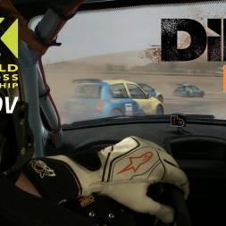 DIRT Rally | Rallycross - real POV