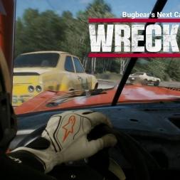 Wreckfest | Real POV
