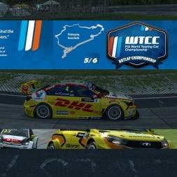 R3E - WTCC Hotlap Championship - Nordschleife 24h - Chevrolet Cruze