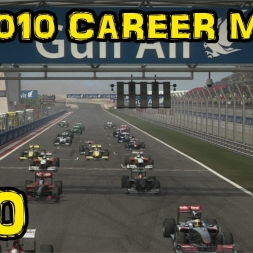 F1 2010 Career - S2R1 - Bahrain - Number 1 Virgin!