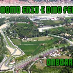 NEW TRACK | Autodromo Enzo e Dino Ferrari - Onboard BMW Z4 GT3