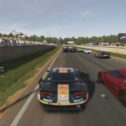 The Modern GT League at Road Atlanta