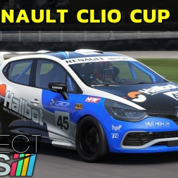 Project Cars - Renault Clio Cup at Donington Park
