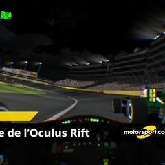 iRacing - Découverte de l'Oculus Rift