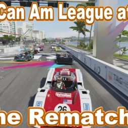 The Can Am League at Rio: Rematch!