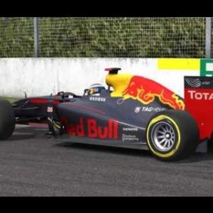 AMS: 8 Lap Race Formula Extreme @ Montreal