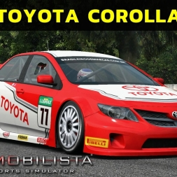 Automobilista - Toyota Corolla at Road Atlanta