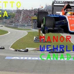 AssettoCorsa 1 6 3 F1 ACFL 2016 V3 1 MANOR WEHRLEIN  CANADA GP