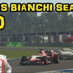 F1 2015 Jules Bianchi Season - Race 10 - Germany