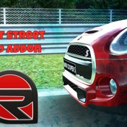rFactor | Mini Cooper S '16 @ Mosport | TV + Onboard