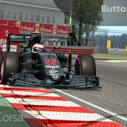 Assetto Corsa F1 2016 Button Onboard Montreal