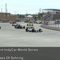 Racedepartment | Indycar World Series | Round 1 | Sebring