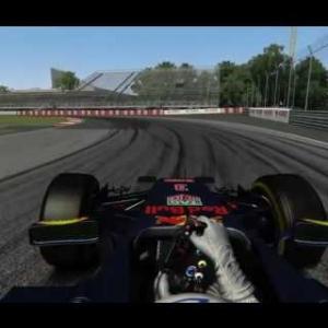 Assetto Corsa F1 2016 Ricciardo Onboard Montreal (Canada)