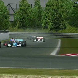 Champcar World Series 2011 der GCZ in Kanada / Montréal / Highlights / Race 7/19