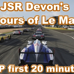 JSR Devon's 2 Hours of Le Mans