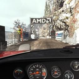 DiRT Rally - 1440P/Ultra - Lancia Stratos - Monte Carlo, Monaco
