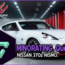ASSETTO CORSA | MINO RATING - QUE ES ? | NISSAN 370z NISMO - SHUTO EXPRESSWAY C1| - ESPAÑOL HD -