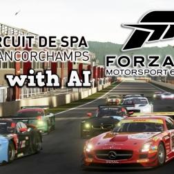 Forza 6 Apex Beta | Ferrari 458 Italia GTE @ Circuit de Spa-Francorchamps