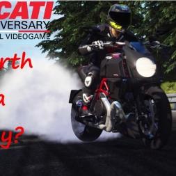 Ride: DUCATI - 90th Anniversary Worth buying?