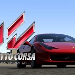 Assetto Corsa - Ferrari 458 Italia @ Laguna Seca