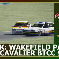 Assetto Corsa - Vauxhall Cavalier BTCC 90-95 - Wakefield Park