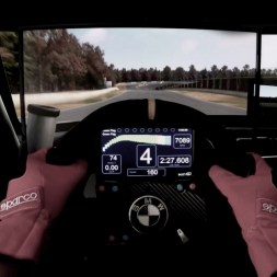 Automobilista - Boxer Cup @ Road Atlanta - Onboard Triple Screen
