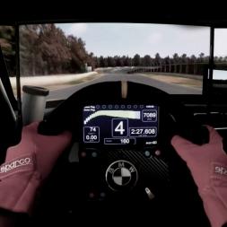 Automobilista - Boxer Cup @ Road Atlanta - Onboard Triple Screen