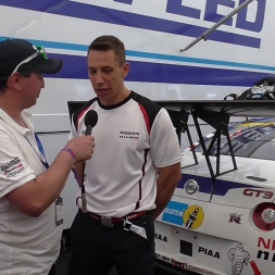 Interview with Florian Strauß | 24h Nürburgring 2016 (German)