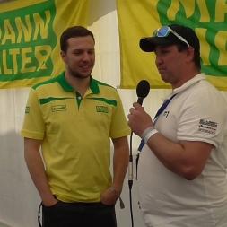 Interview with Daniel Keilwitz   24h Nordschleife 2016 (German)