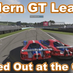 Modern GT League: Wiped out at the Glen