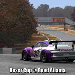 Boxer Cup @ Road Atlanta - Automobilista 60FPS