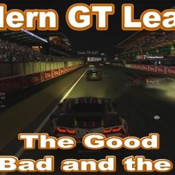 Modern GT league: The Good, The Bad and the Ugly
