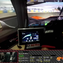 rF2_VEC Endurance Championship_24h Le Mans_Team ROTW_my stint part 1/2